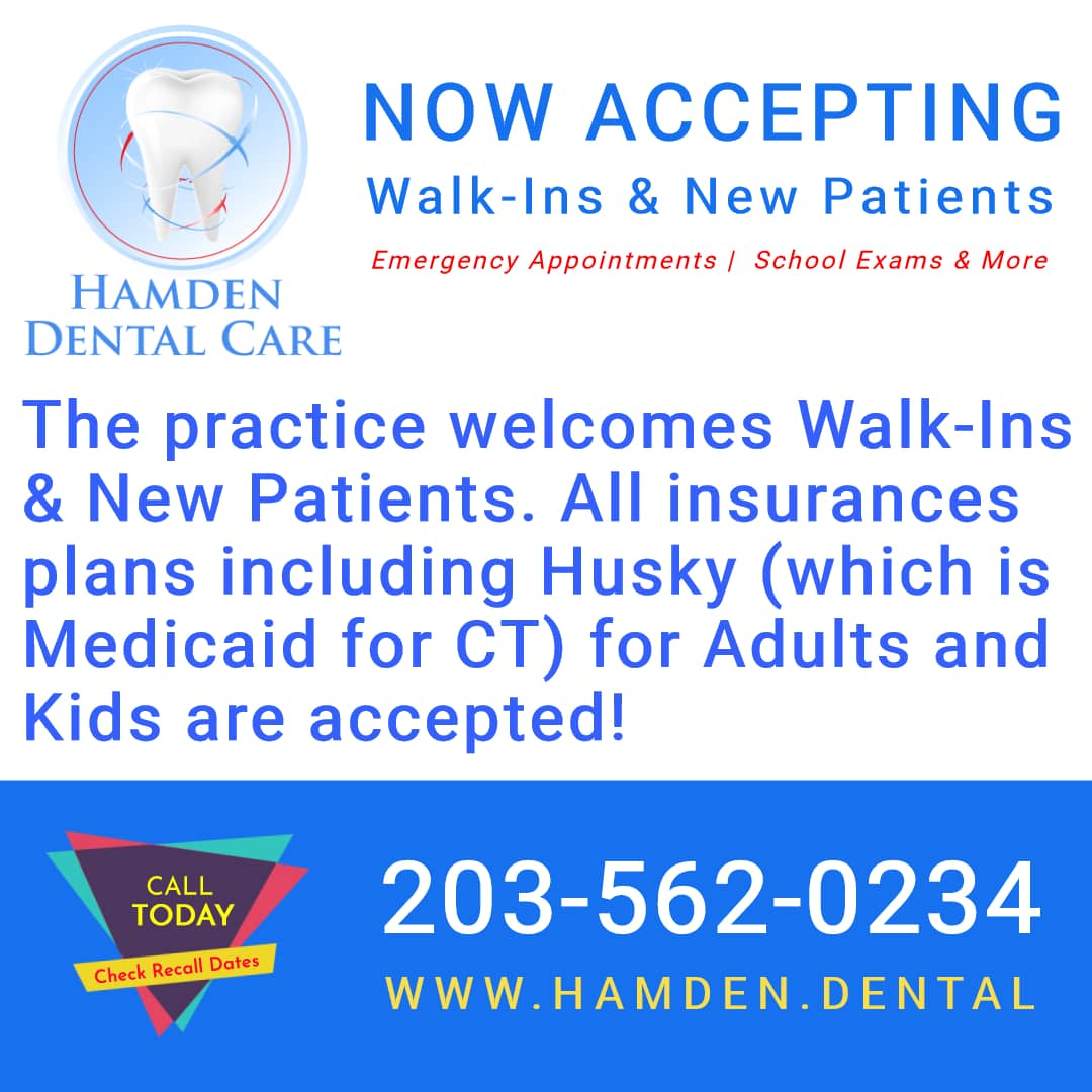 Hamden Dental Care Hamden CT - new-patients